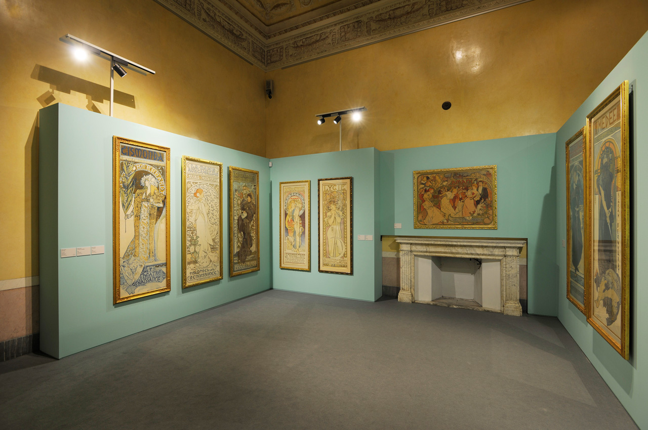 Alphons mucha e le atmosfere art nouveau palazzo reale for Mostre palazzo reale 2015