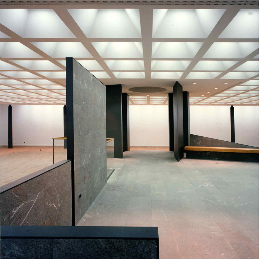 Pinacoteca Nazionale e Accademia di Belle Arti / Restauro ...